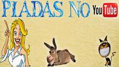 PIADAS NO YOUTUBE - Informações - Google+