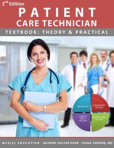 patient care technician textbook http://mcgilleducation.com/patient_care_technician_textbook.html