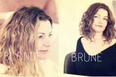 De Blonde à Brune