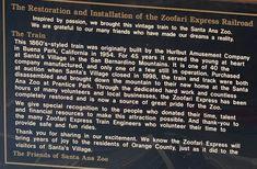 Santa's Village, Buena Park, Restoration, Train, Strollers