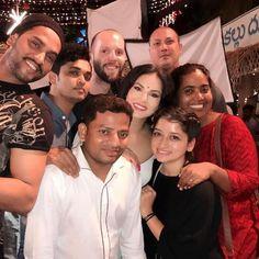 #Repost @sunnyleone with @repostapp ・・・ So nice shooting with the entire team again! @pyedle @tomasmoucka @hitendrakapopara @ika