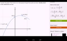 Math Course - calculus gives you the ability to watch mathematics training videos. Differential Calculus, Precalculus, Math Courses, Best University, Learning Apps, Thing 1, Training Videos, Mathematics, Bar Chart