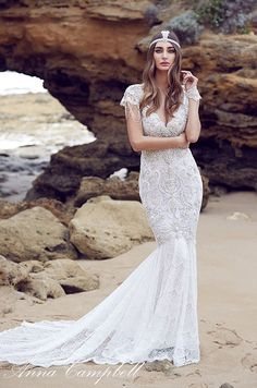 Anna Campbell 2016 Spirit Wedding Dress Collection