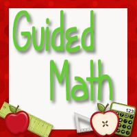 Guided Math wall posters, games, card games and more! What a great site!