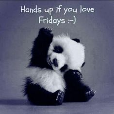;) So tired, but feel like I should do something on a Friday!