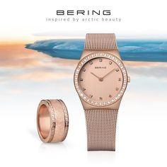 Bering watches and jewelry