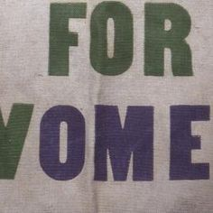 Woman Suffrage Literature Bag