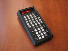 MINT Vintage 1977 Commodore 9190 Scientific RED-LED electronic pocket Calculator #Commodore