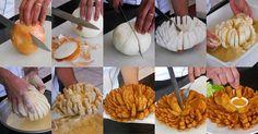 Como fazer cebola crocante do Outback 04