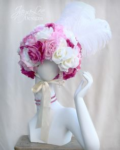Doll from Black Butler Hat cosplay costume headpiece