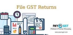 WHAT IS According to the new GST law, every registered taxpayer is required to submit details of Inward Supplies in GS. Software, 1