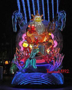 Paint the Night #disney #disneyland #diamondcelebration #dlr #disneyland60 # PainttheNight by fantasmic1992
