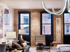 Stijlvol ingerichte loft in Tribeca, NY « Manners.nl