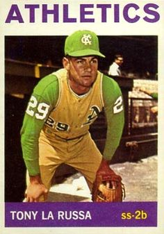The 1964 Topps Baseball Card Set: The Future Has Arrived St Louis Baseball, Pirates Baseball, Sports Baseball, Football, Old Baseball Cards, Baseball Pictures, Oakland Athletics, Trading Card Database, St Louis Cardinals