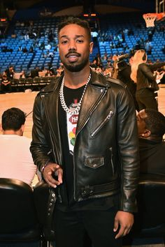 Michael B. Jordan  - All-Star Weekend 2017 Has Arrived! See All the Celebrity Pics