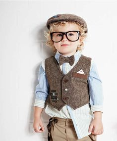 Seriously though. this is how my future children will dress:)