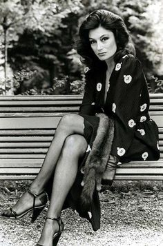 Anouk Aimee 1960 (born 27 April 1932) is a French film actress. Aimée has appeared in 70 films since 1947. She began her film career in 1947 at age 14. In 1958, she portrayed the tragic artist Jeanne Hébuterne in the film Les Amants de Montparnasse. She appeared in La Dolce Vita, 8½ and Jacques Demy's Lola. She won the 1967 Golden Globe Award for Best Actress - Motion Picture Drama