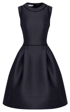 Doris Day Dress Navy