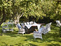 Outdoor Furniture / Meble ogrodowe / GEORGIA GARDEN