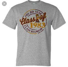 Class reunion t shirts shirts and custom class reunion for Alma mater t shirts