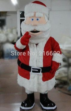 >> Click to Buy << High quality Santa Claus Cartoon mascot Santa Claus cartoon costumes free delivery #Affiliate