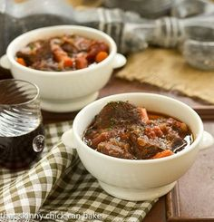 Beef Recipes With Pictures | I want a bowl of this!! Slow Cooked