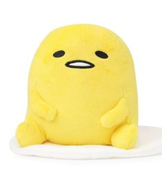 The Gudetama plush we've all been waiting for!