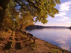 A lovely shot I took during a weekend visit to my grandparents in Oslo earlier this Autumn (this is Sandvika not far from Oslo).