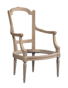 Louis XVI Fauteuil, Palace collection