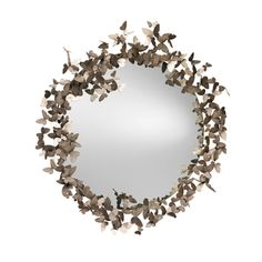 Papillon Mirror | Alchemy Collection | AHAlife
