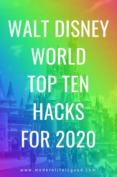 Are you planning a Walt Disney World Vacation in Our Top 10 Walt Disney World Tips 2020 will help you plan a brilliant vacation. These Walt Disney World Hacks will get you ahead of the crowd. Voyage Disney World, Disney World Secrets, Disney Fan, Disney World Tips And Tricks, Disney World Trip, Disney Tips, Disney Worlds, Disney Parks, Disney Travel