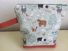 STASH BUSTER Zippered Project Bag - No.6