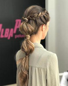 Hairstyles For School .Hairstyles For School Everyday Hairstyles, Hairstyles For School, Summer Hairstyles, Wedding Hairstyles, Halloween Hairstyles, Girl Hairstyles, Hairstyles Videos, Vintage Hairstyles, Ombré Hair