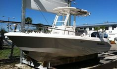 Everglades Boats for sale 21' Everglades 210cc | Yacht Works, Inc.