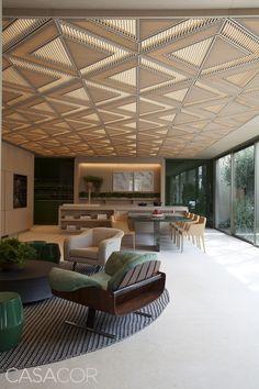 Modern Home Decor Kitchen Luxury Interior, Interior And Exterior, Interior Design, Le Riad, Living Room Light Fixtures, False Ceiling Design, Home Decor Kitchen, Kitchen Lamps, Kitchen Lighting