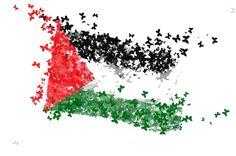 Filistin'in ölen çocukları..
