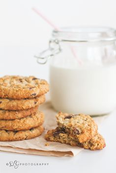 Cookies & Milk | SLG Photography Toronto Commercial Photographer #slgphotography