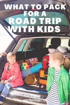 What to pack for a road trip with kids. Family road trip items to pack: Car Accessories for a road trip, Emergency Kits and First Aid Kits for a road trip, Organization tips for a road trip, Coolers for a road trip, Food containers for a road trip, and more! #roadtrip #familytravel #photojeepers Road Trip On A Budget, Road Trip Food, Road Trip Packing, Road Trip With Kids, Family Road Trips, Road Trip Hacks, Road Trip Usa, Family Travel, Travel Packing