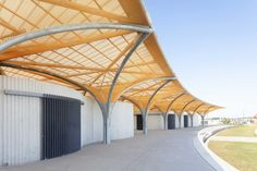 Tree Structure, Timber Structure, Shade Structure, Fabric Structure, Canopy Architecture, Landscape Architecture, Unique Architecture, Landscape Elements, Landscape Structure