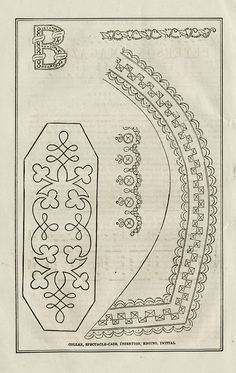 Embroidery Needles, Embroidery Patterns, Hand Embroidery, Soutache Pattern, Couture Sewing Techniques, American Dress, Doll Sewing Patterns, Heirloom Sewing, Satin Stitch