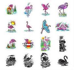 Mean Flamingo Tattoo Designs Amp Symbols Meanings