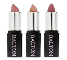 @Dalton Cosmetics lipstick is hydrating, long lasting and nourishing. The perfect combo :)