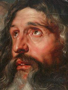 Study of Two Heads (Detail) Peter Paul Rubens