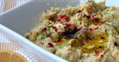 ♥ Συνταγές καρδιάς και ψυχής ♥: Χούμους με αβοκάντο και ταχίνι