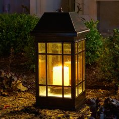 Shop Smart Solar  3900KR1 San Rafael Solar Powered Portable Mission LED Lantern at ATG Stores. Browse our outdoor pendant lighting, all with free shipping and best price guaranteed.