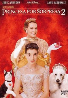 Princesa Por Sorpresa 2 [DVD]: Amazon.es: Anne Hathaway, Julie Andrews, Hector Elizondo, John Rhys-Davies, Heather Matarazzo, Garry Marshall: Cine y Series TV