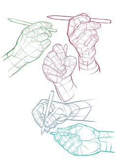 Anime Sketch Tutorial Hand - New Sites Drawing Skills, Drawing Lessons, Drawing Techniques, Figure Drawing, Drawing Sketches, Art Drawings, Drawing Drawing, Hand Drawing Reference, Art Reference Poses