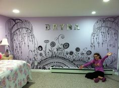 Sharpie art.. i want to do this