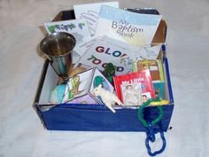 Liturgy Boxes-Great ideas for teaching the parts of a worship service