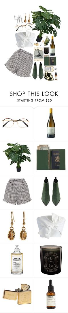 """""""House Sitter"""" by sparkling-oceans ❤ liked on Polyvore featuring Victoria Beckham, Royce Leather, Acne Studios, NOVICA, Chicwish, Maison Margiela, Diptyque, Zippo, Le Labo and vintage"""